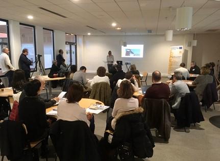 Atelier Interculturel à Toulouse des 12 et 13 nov 2019